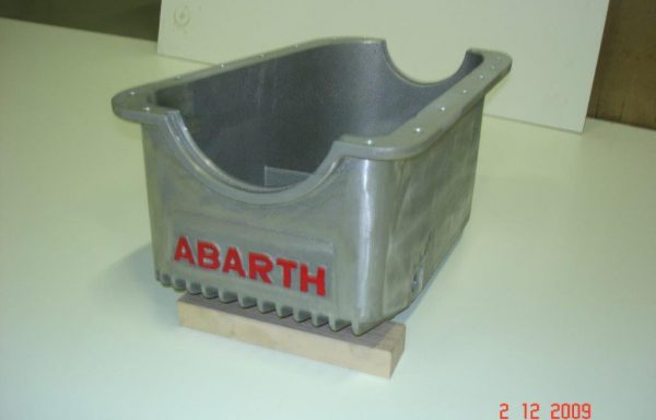 Oil pan 850-1000 TC
