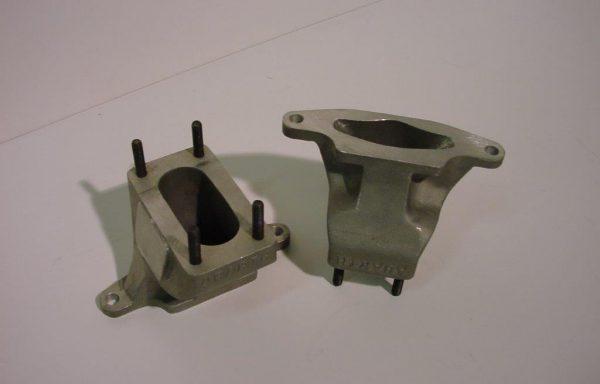 Abarth 850 TC 1000 TCR Inlet Manifold Weber 36
