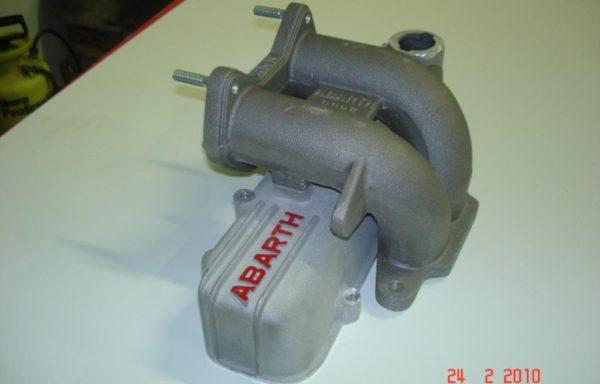 Ventildeckel + Verteilersatz A-112