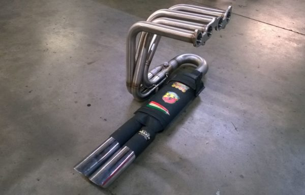 Abarth 850 / 1000 OT Exhaust
